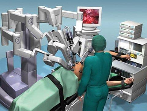 Ρομποτική Μερική Νεφρεκτομή | Όγκος Νεφρού