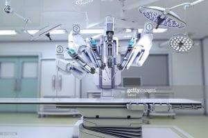 Ρομποτικό σύστημα Da vinci